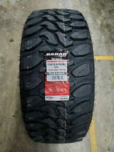LT37X13.50R22 Radar RENEGADE R7 M/T 10PLY 123Q OWL LOAD E (SET OF 4) - $1,129.99