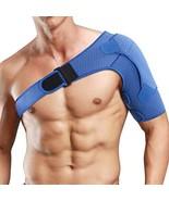 Shoulder Support Brace for Men and Women, Adjustable Neoprene Dislocated... - $13.06
