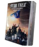 Star Trek Discovery Season 1 2 3 1-3 (DVD, 2019, 12-Disc,Region 1) Brand... - $26.99