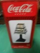 "NIB- Coca Cola TIFFANY TEALIGHT HOLDER  8"" - $15.43"