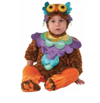 Owl Infant Halloween Dress Up Role Play Costume - $29.68 CAD+
