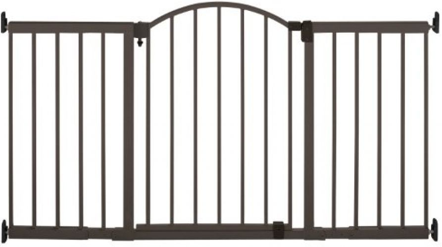 Summer Infant Metal Expansion Gate 6 Foot Wide Extra Tall