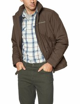 NEW Columbia Men's Northern Bound Jacket BROWN XL 1683291287 WATER RESIS... - $79.99