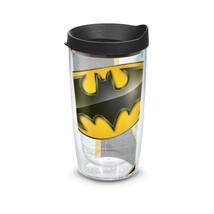 Tervis Batman Logo 16 Ounce Tumbler With Lid Black - $19.98