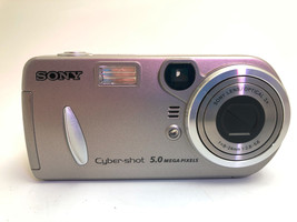 Sony Cybershot DSC-P92 for Parts - $9.40