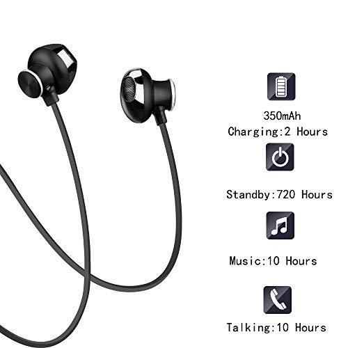 Bluetooht Wireless Headphones with 10 Hrs Playback bluetooht 5.0