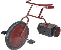 Creepy Animated Ghostly Tricycle Child Sound Halloween Haunted House Horror Prop - $90.98