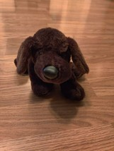 "9"" Long Brown Chocolate Lab Labrador Puppy Dog by Ganz - $7.00"