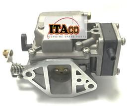 6B4-14301-00 Carburetor Carb Assy For Yamaha Outboard Parsun 9.9HP 15HP D 2T - $77.55