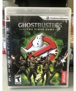 Ghostbusters: The Video Game (Sony PlayStation 3, 2009) - $10.93