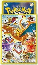 Pokemon card game deck shield Pokemon Center mega Toukyo OP 32 pieces - $21.66