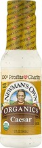 Newman's Own Organics Caesar Salad Dressing, 12-oz.