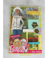 Barbie Career Playset Beekeeper Bee Hive New - $23.75