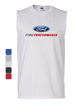 Ford Performance Muscle Shirt Ford Mustang GT ST Racing - $17.55+