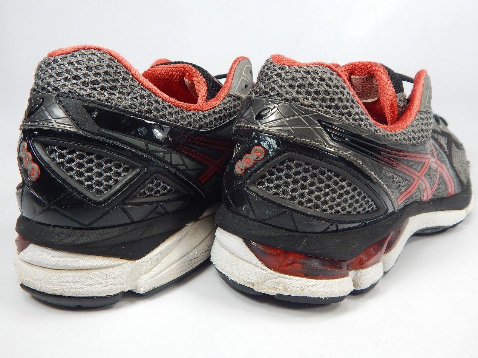 Asics GT 2000 v 3 Size US 14 M (D) EU 49 Men's Running Shoes Gray Red T500N