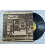 Elton John Tumbleweed Connection Vinyl Record Vintage 1970 Universal City - $66.95