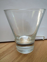 SET OF 6 MID-CENTURY MODERN GLASSES - 8 OZ CAPACITY EACH - $35.00