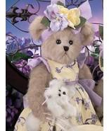 "Bearington Bears ""Prissy & Pup""  Lg 16"" Plush Collector Bear- #1642 - Ne... - $49.99"