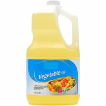 Great Value Vegetable Oil 1 Gallon Cooking Frying Fryer Oils 3.78L - $13.88