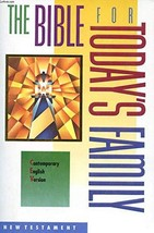 The Bible for Today's Family: Contemporary English Version : New Testament Thoma image 2