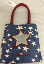 Longaberger American Starburst Teensy Tote - $6.85
