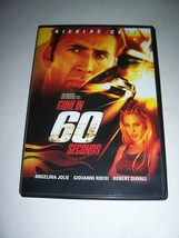 Gone In 60 Seconds DVD - Used - $5.00