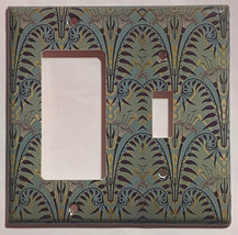 Haunted Mansion Light Switch Outlet Toggle Rocker Wall Cover Plate Home decor image 8