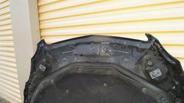 06-11 MERCEDES W219 CLS500 CLS550 CLS55 CLS63 CLS63 AMG Hood w/ Hinges & Shocks. image 9