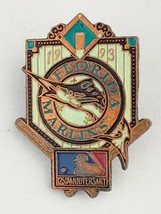 Florida Marlins 1993 Inaugural Season Pin MLB Spikes - $9.59
