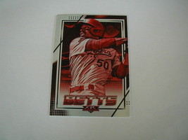 2020 Topps Fire Mookie Betts Red Blaze Parallel Card # 56 Los Angeles Dodgers - $4.94