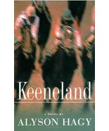 Keeneland : Alyson Hagy  : Horse Racing novel -   New Softcover @ZB - $12.95