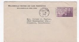 WILLIAMSVILLE SAVINGS AND LOAN ASSOCIATION BUFFALO, NY NOV 18 1936 - $1.78