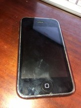 Apple iPhone 3G 8GB A1241 (AT&T) Broken Smartphone - For Parts As Is  - $14.00