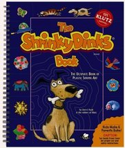 The Shrinky Dinks Book Haab, Sherri and Klutz Press - $5.44