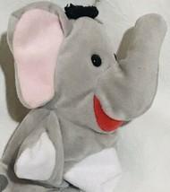 Melissa & Doug Jolly Animals Elephant Trunk Hand Puppet - $19.79