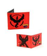 "Team Valor - Pokemon GO 4x5"" Bi-fold Wallet - $16.81"
