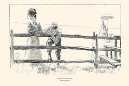 Advice to Beginners by Charles Dana Gibson - Art Print - $19.99+