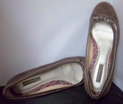 SPERRY TOP SIDER - Women's Brown Suede Small Wedge Shoes - SIZE 7 - $23.95