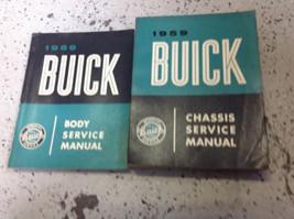 1959 BUICK INVICTA ELECTRA LESABRE Shop Repair Service Manual Set Factor... - $39.86