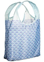 O-WITZ Reusable Shopping Bag,Ripstop, Folds Into Pouch, Animal Vibe Fish - $7.99