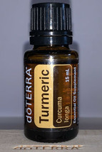 doTERRA Turmeric Oil 15mL - New and Sealed Exp.2023/07 - $23.90