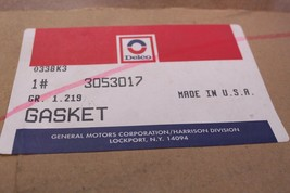 Gm Gasket 3053017 Radiator Tank - $25.00
