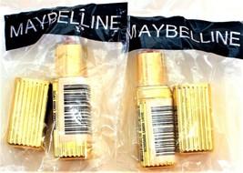 Maybelline Lip Indulgence Lip Stick Nutmeg Pack of Two - $7.99