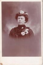 Clara Fisher Cabinet Photo of Young Woman - Shamokin, Pennsylvania - $17.50