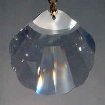 Swarovski Crystal Seashell Prism image 2