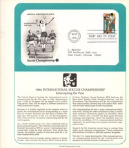 Collectible USPS, International Soccer Championship, Commemorative,40 Ce... - $2.72