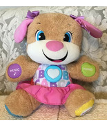 Fisher Price Laugh & Learn Smart Stages SIS - 75+ Songs Sounds Phrases, ... - $14.85