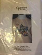 GREY TABBY WEAR CANDAMAR DESIGNS INC #51029 14 MESH 100% COTTON WASTE CA... - $14.27