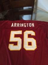 Washington Redskins Lavar Arrington Champion Jersey 44 Excellent Condition - $24.74
