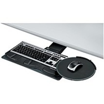 Fellowes Professional Series Sit / Stand Keyboard Tray - 14 Height x 29 ... - €156,28 EUR